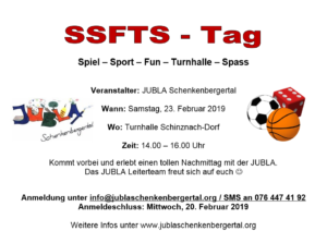 SSFTS Tag